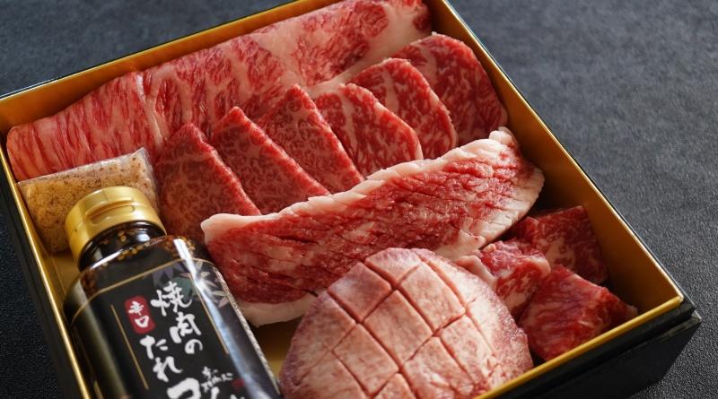 京のお肉処弘 堪能セットハーフ