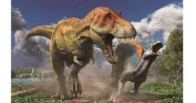 ティラノサウルス展 ~ T.rex 驚異の肉食恐竜~